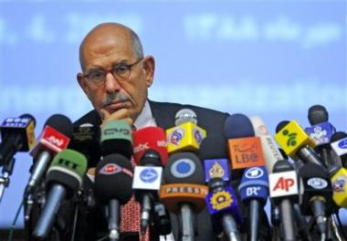 ElBaradei: Egypt current roadmap to civilian govt is a travesty