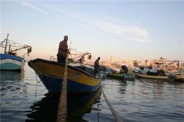 Egypt forces reportedly fire on Gaza fishermen