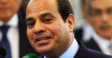 Egyptian president meets with Spain's king, PM